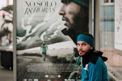 no solo 18 horas Marcos Yánez: Una hazaña más allá del deporte contra la leucemia