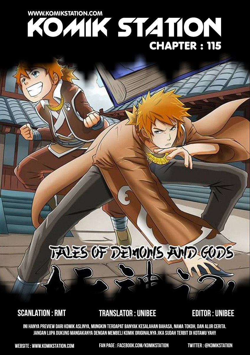 Tales of Demons and Gods Chapter 115