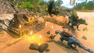 Download ARK Survival Evolved MOD APK For Android Offline 2018