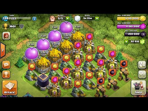 Clash Of Clans Ultra