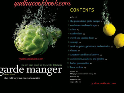 GARDE MANGER - The Art And Craft of The Cold Kitchen 4th Edition
