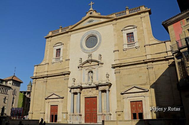 Catedral de san Pedro de Vic