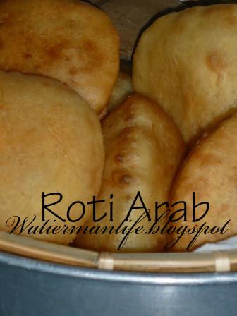 Resepi Roti Arab Tanpa Yis 31 Ogos 2018