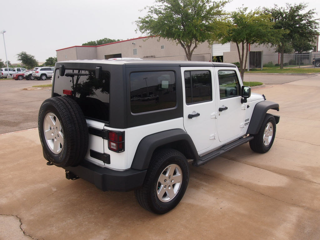 Jeep Rubicon Lifted 4 Door Black Finest White Wrangler Off 1988 Hard Top Affordable Hardtop With