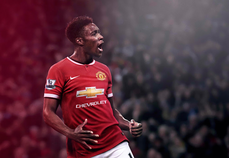 6bfbbf5d1 Manchester United 14-15 Home