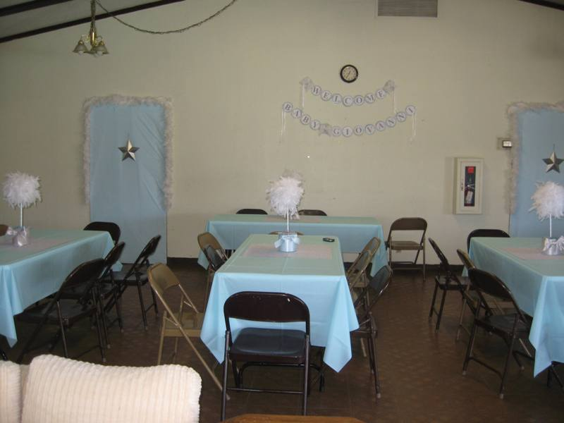 BLiss Is In the Details Heaven Sent Baby Shower