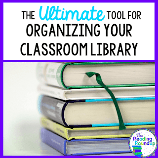 Classroom Booksource - The Ultimate Tool for Organizing Your Classroom Library - The Reading Roundup