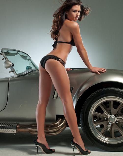 Hot Babes Single: Danica Patrick Wins Pole For NASCAR's Daytona 500