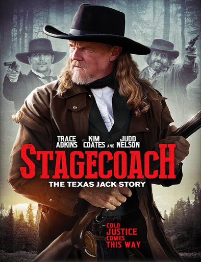 Ver Stagecoach: The Texas Jack Story (2016) Online