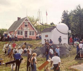 1990 Stellafane Convention - Springfield, Vermont.