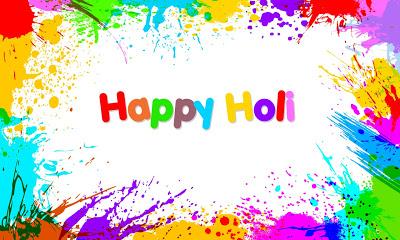 Happy Holi 2018 Wallpaper HD