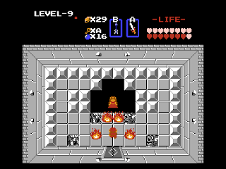 Princesa Zelda 1986