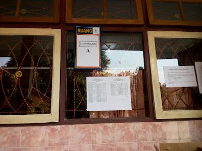 Berikut ini yaitu dokumentasi foto yang sempat penulis abadikan Dokumentasi Bimtek di Sekolah Menengah Pertama 3 Batang