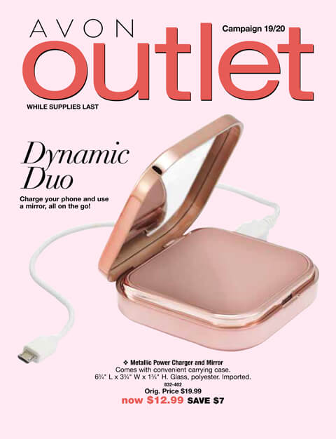 Shop Avon Outlet Campaign 19 & 20 2016. While Supplies Last!