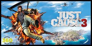 just cause 3 pc game cover photo