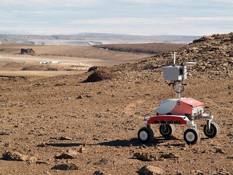 Isla de Devón: Marte en la Tierra | Canadá