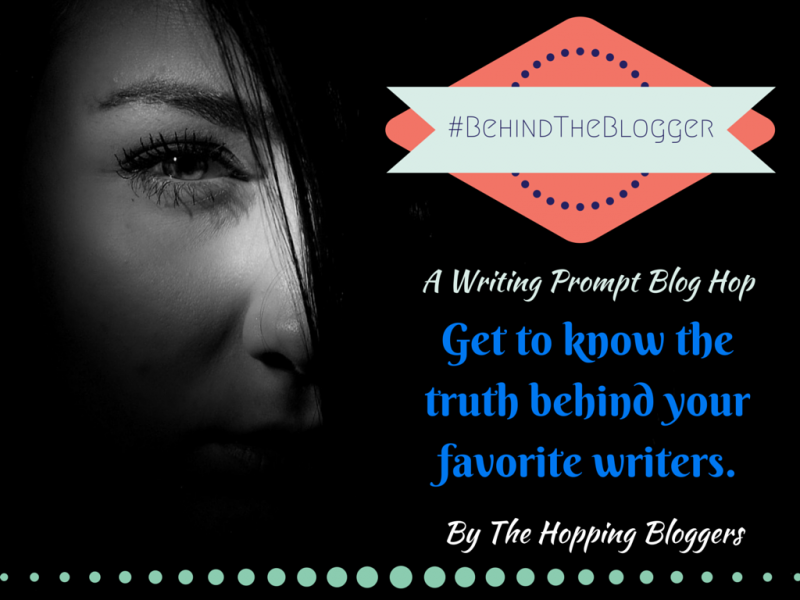 The Things I Should Have Said #BehindTheBlogger
