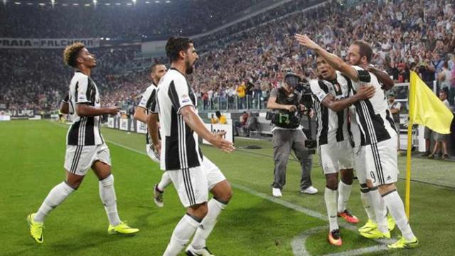 [Video] Cuplikan Gol Dinamo Zagreb 0-4 Juventus (Liga Champions)