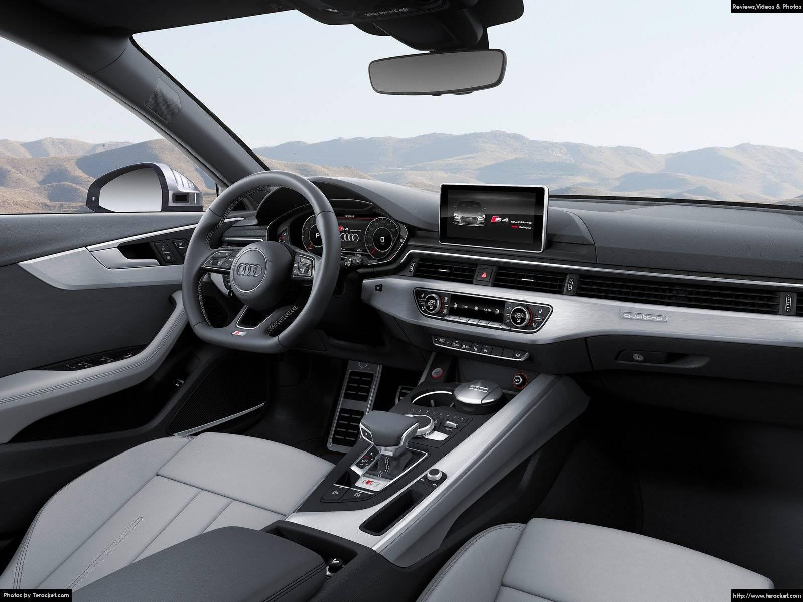Hình ảnh xe ô tô Audi S4 Avant 2017 & nội ngoại thất