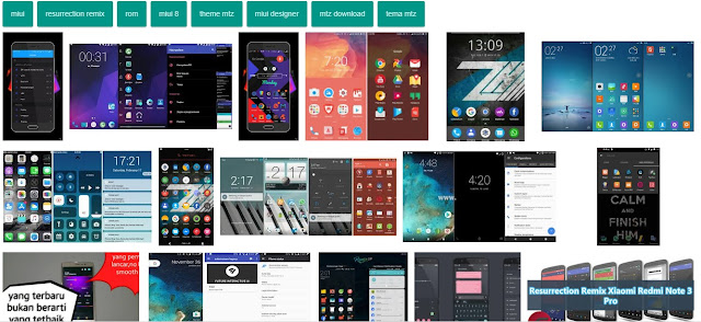 Teknik Mengubah Tema Xiaomi Redmi 3