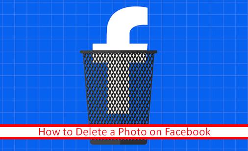 How To Delete Photos Off Facebook