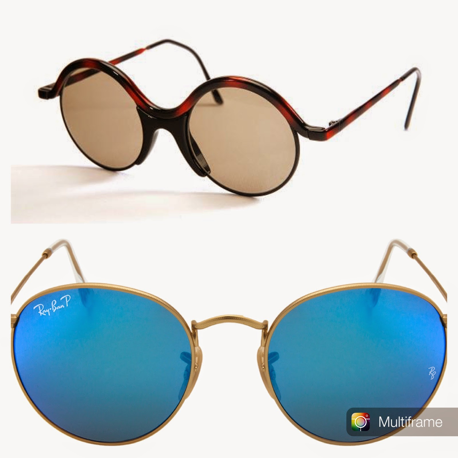 Óculos espelhados  Foram moda na década de 80, principalmente entre  surfistas e foram considerados cafonas por longos anos, contudo, estão em  alta há uns 2 ... a59f765814
