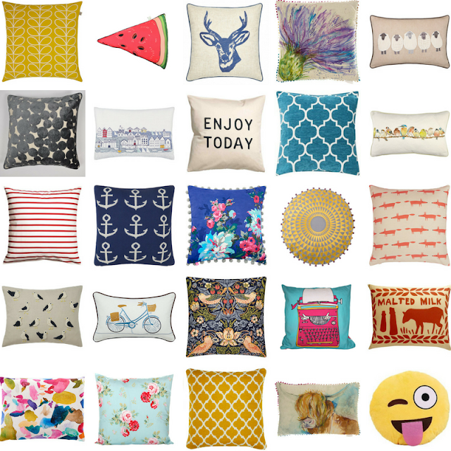 25 cushions you never knew you needed