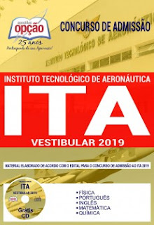 Download Apostila Concurso de Admissão ITA 2018 PDF