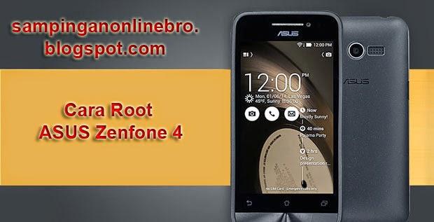 cara root asus zenfone 4 dengan mudah