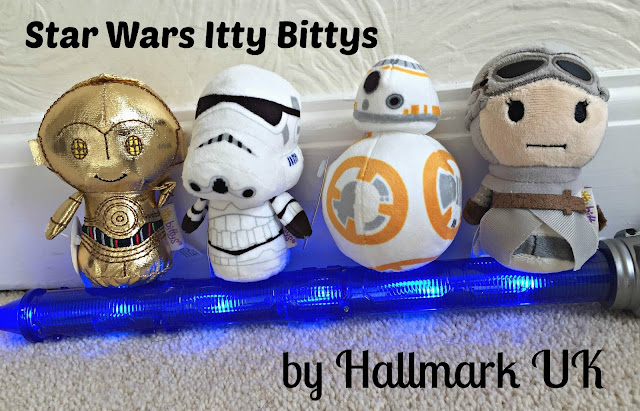 Star Wars Itty Bittys by Hallmark UK