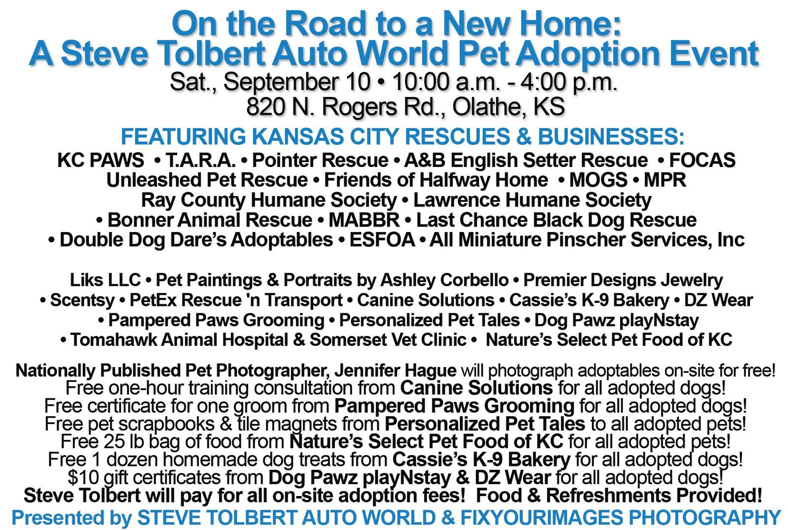 Tara Animal Rescue Kansas City