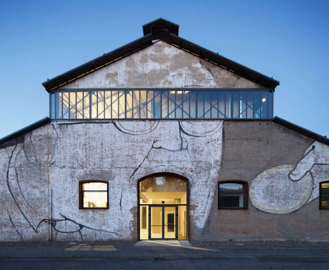 Ironic Factory: ANDREA OLIVA AT REGGIO EMILIA !