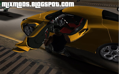 gta sa mod car alfa romeo ac 2013 imvehft ivf steering active dashboard