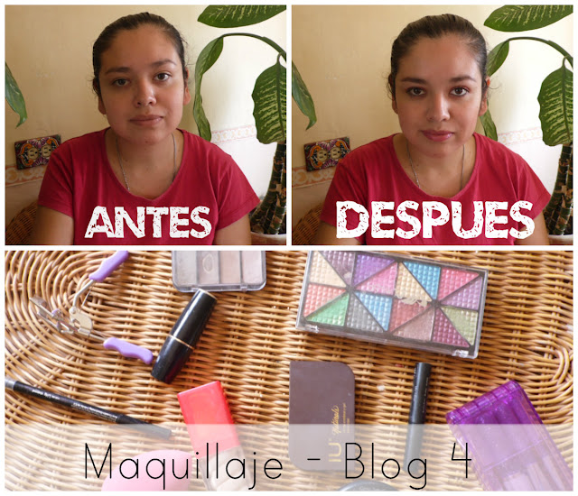 Mi maquillaje favorito - Blog 4