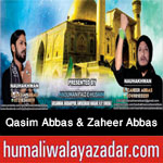 http://www.humaliwalayazadar.com/2017/09/qasim-abbas-zaheer-abbas-nohay-2018.html
