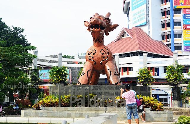 Taman Pandanaran Semarang