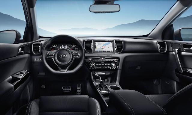 2017 Kia Sportage 2.4L AWD Review