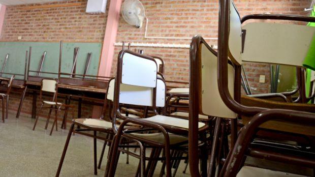 Enzo Quinteros habló sobre el trabajo de les docentes durante la pandemia