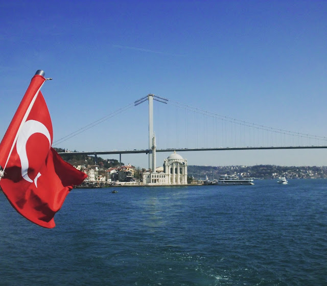 Fatih Al Mehmet Bridge