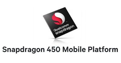List of Smartphones With Snapdragon 450 Processor