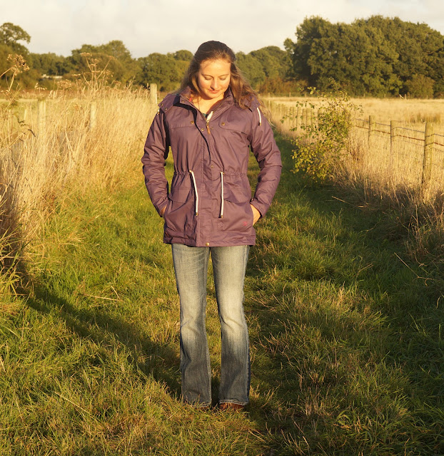 Lighthouse clothing Lana blackberry jacket review