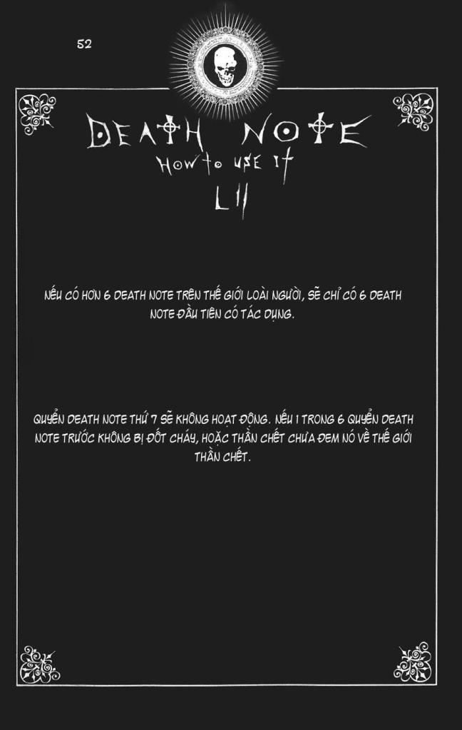 Death Note chapter 110 - how to use trang 55