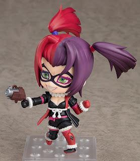 "Nendoroid Harley Quinn Sengoku Edition de ""Batman Ninja"" - Good Smile Company"
