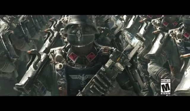 Second screenshot from Wofenstein II teaser