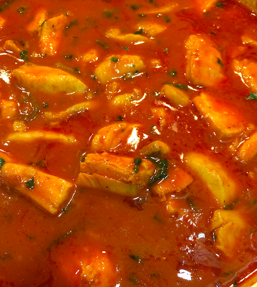 Moqueca A Baiana, Brazilian Fish Stew Recipe — Dishmaps