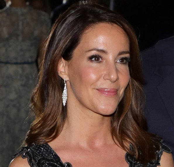 Princess Marie jewels, diamond earrings