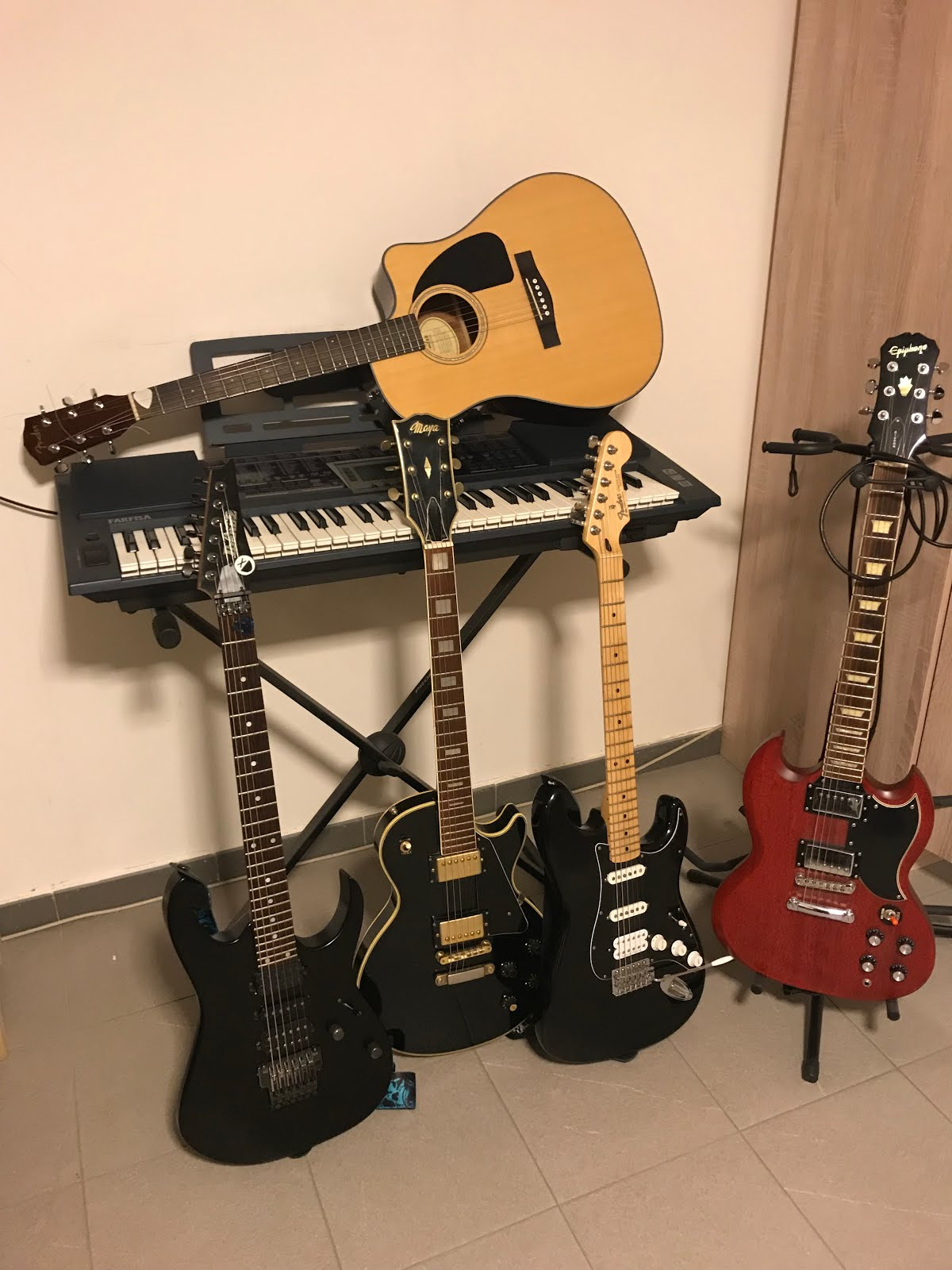 My Guitars 2