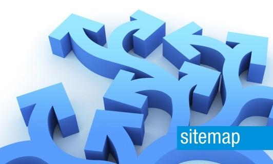 membuat halaman sitemap blog