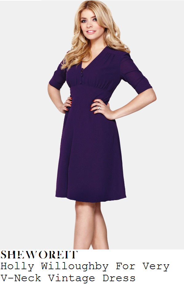Sheworeit Holly Willoughby S Holly Willoughby For Very
