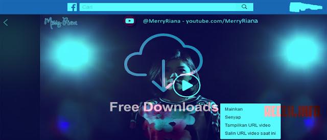Cara mudah download video di facebook (tanpa aplikasi)
